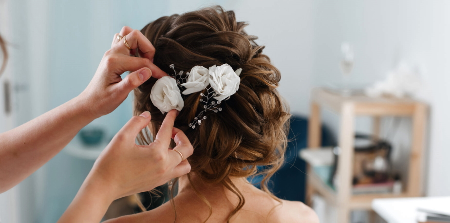 The Perfect Hairstyle For The Perfect Bride!